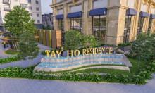 Tây Hồ Residence bàn giao quý III/2019, CK 70 triệu