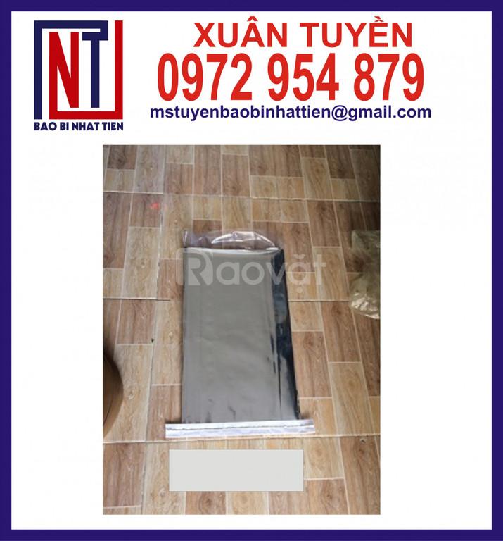 Bao PP dệt ghép màng metalize không in đựng 10kg