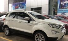 Ford EcoSport giá tốt, giảm ngay tiền mặt, BH thân vỏ...