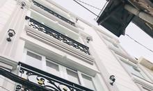 Gia đình bán nhà 5 tầng, 40m2, 04 PN, giá 5,7 tỷ, phường 11, quận 3