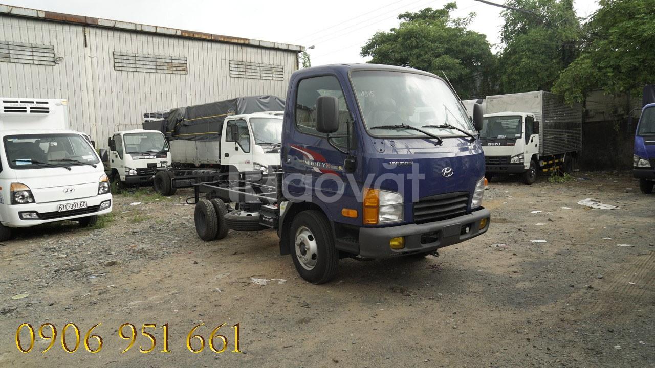 Bán trả góp xe tải Hyundai N250SL, báo giá cạnh tranh, giao xe tận nơi