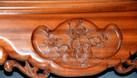 Cần bán sập gỗ Gõ đỏ, đẹp, nguyên tấm, giá rẻ (ảnh 4)