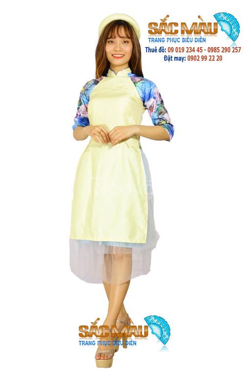 Cho thuê áo dài cách tân nữ