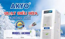 Quạt điều hòa hơi nước Akyo AK-3000 thương hiệu Nhật Bản