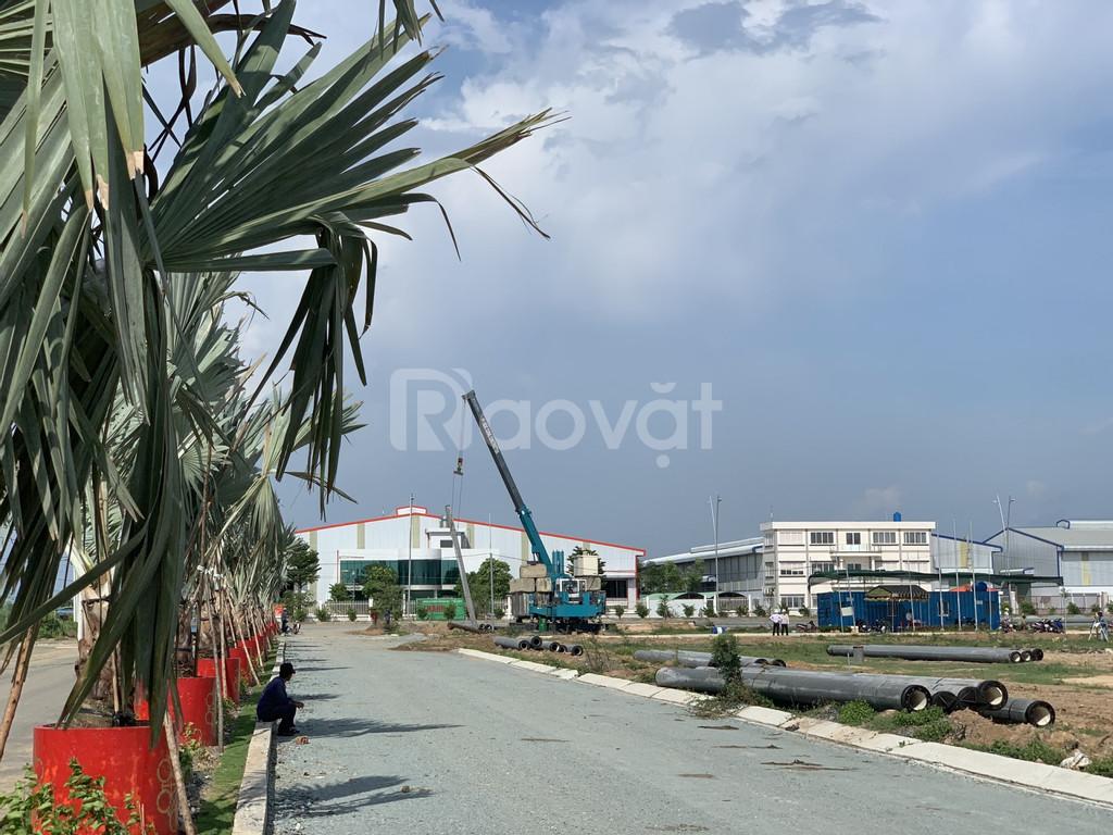 Đất nền đầu tư Hải Sơn - Tỉnh Lộ 10 * SHR 5mX20m.