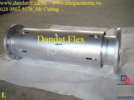 Bù trừ giãn nở nhiệt, khớp co giãn nhiệt inox (model: DE-100)