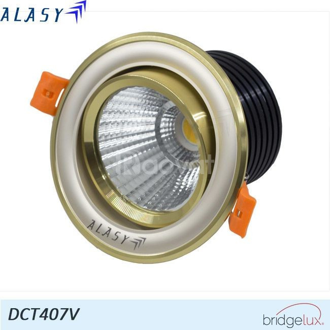 Đèn LED âm trần COB 7W   DCT407V