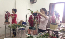 Khóa học Cắm hoa nghệ thuật tại Đà Nẵng