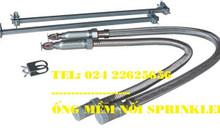 Ống mềm kết nối đầu phun sprinkler chữa cháy, ống mềm hãng daejin