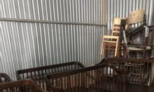 Ghế gỗ salon cao cấp xưởng sx thanh lý giá rẻ