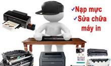 Nhận sửa chữa & nạp mực máy in - máy photocopy tận nơi (hcm)
