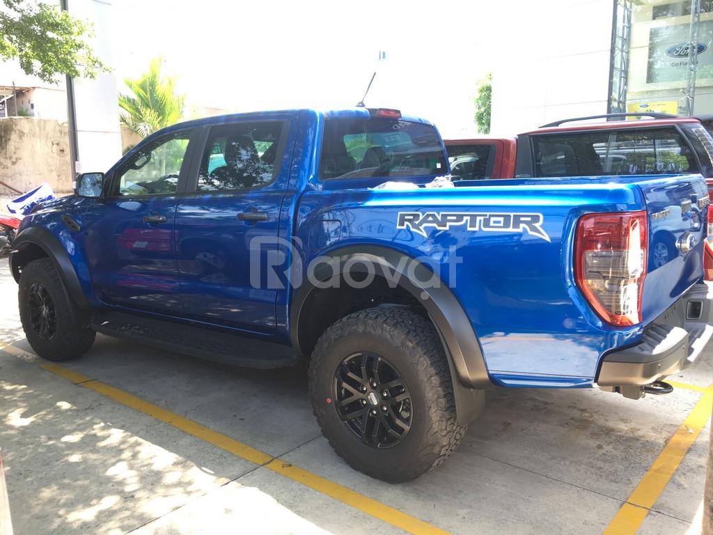 Siêu bán tải Ranger Raptor