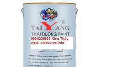 Cửa hàng sơn dầu sắt mạ kẽm 2K Taiyang giá rẻ Thanh hóa, Huế