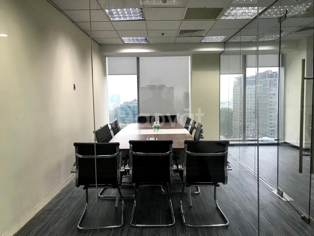 Phòng họp đầy đủ tiện nghi cho thuê tại số 72 Lê Thánh Tôn Vincom