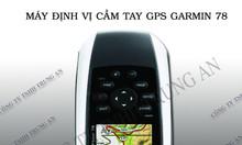 Máy định vị Gps đo đất rừng Garmin Map 78 cầm tay