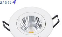 Đèn LED âm trần COB 7W   DCT307