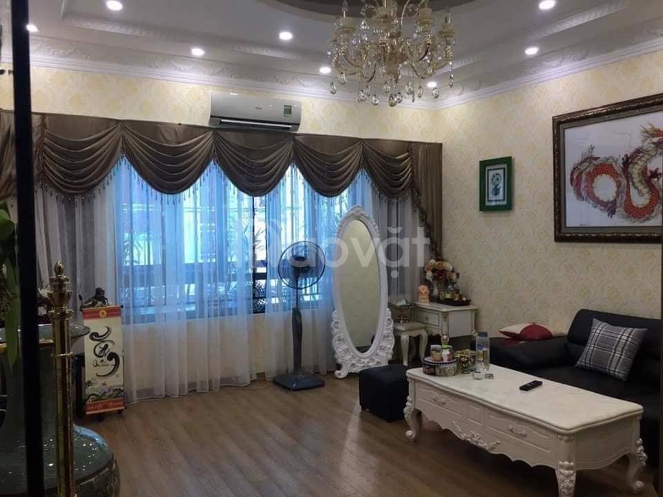 Nhà đẹp kinh doanh 5Tx52m2 Vương Thừa Vũ, gara ô tô, 6.3 tỷ
