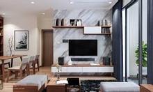 Tôi cho thuê căn 2 ngủ đủ nội thất tòa Seasons Avenue Mỗ Lao 13 tr/th