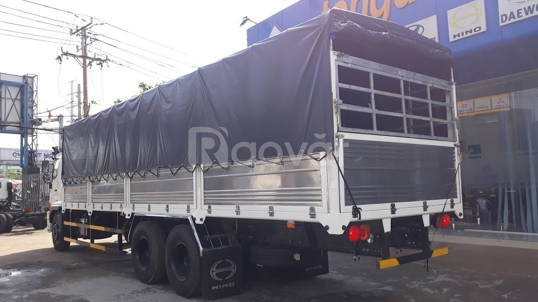 Xe tải Hino FL 2019 tải 15 tấn
