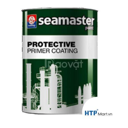 Đại lý chuyên bán và cung cấp sơn dầu Seamaster cho sắt thép