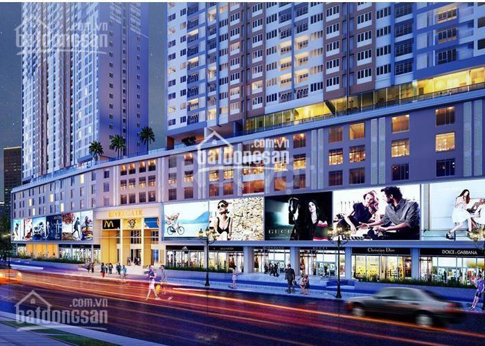 Mở bán Shophouse mặt tiền Võ Văn Kiệt, DA- Diamond Riverside,Q8