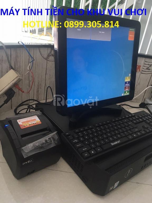 Bán máy tính tiền cho quán cafe giá rẻ tại Trà Vinh