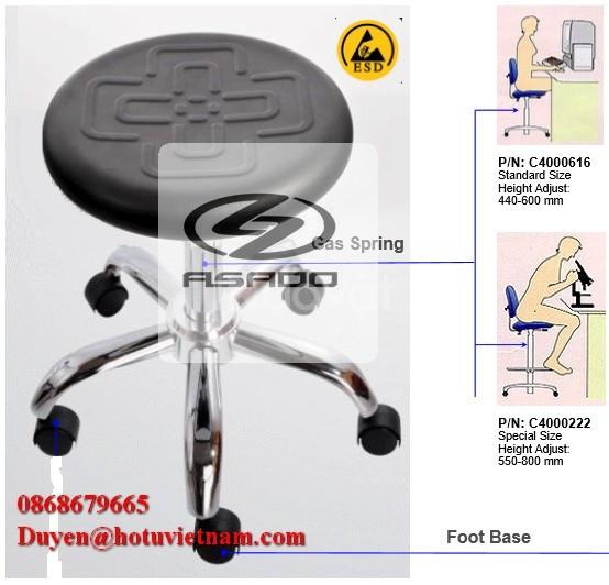 Ghế chống tĩnh điện giá rẻ/nhập khẩu chính hãng