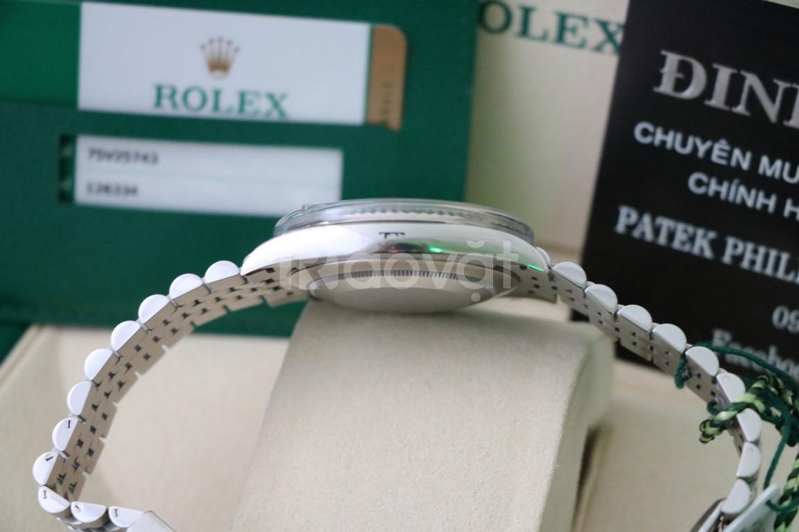 Cửa hàng thu mua đồng hồ rolex date just cũ chính hãng Thụy Sỹ