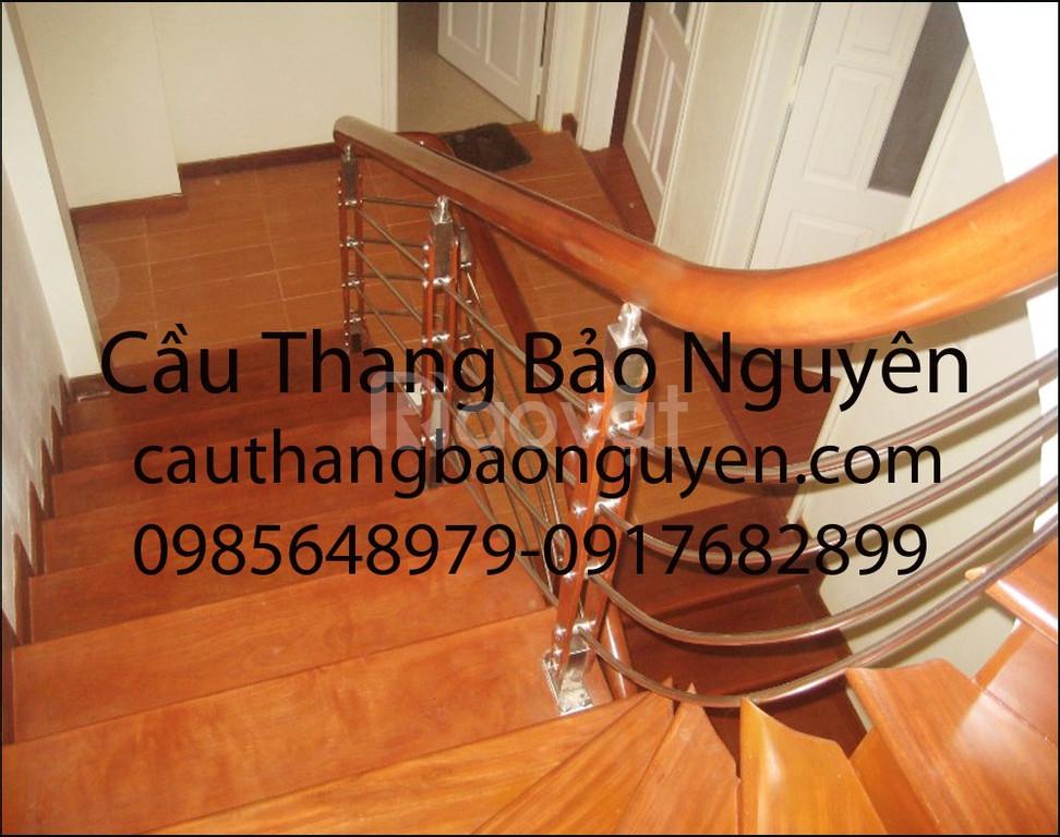 Bán tay vịn lan can gỗ lim Nam Phi (ảnh 7)