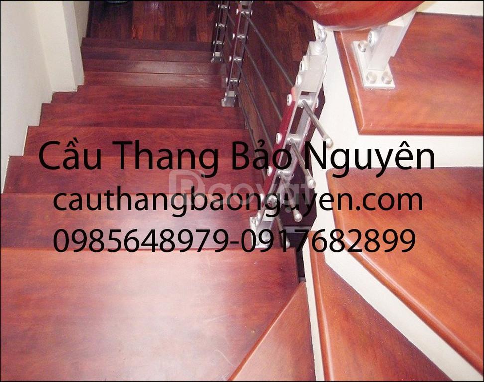 Bán tay vịn lan can gỗ lim Nam Phi (ảnh 4)