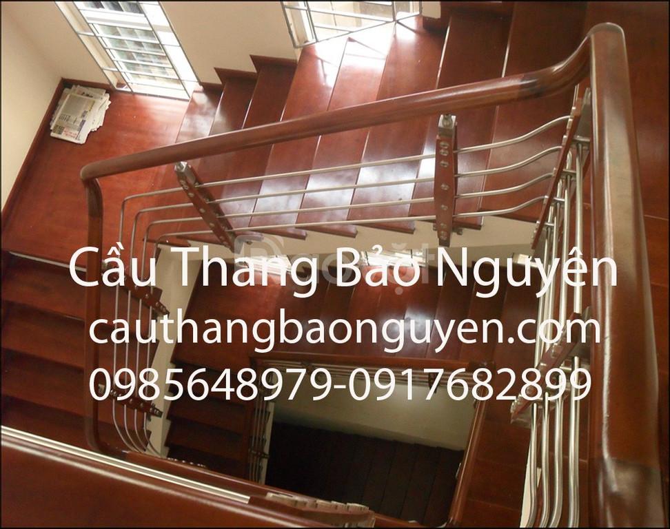 Bán tay vịn lan can gỗ lim Nam Phi (ảnh 8)