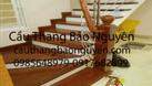 Bán tay vịn lan can gỗ lim Nam Phi (ảnh 6)