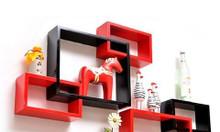 Kệ gỗ trang trí treo tường