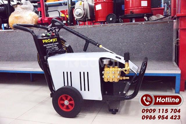 Cung cấp máy rửa xe áp lực cao tại TP.Đà Nẵng
