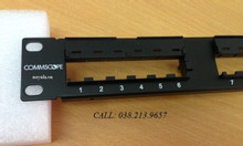 Pacth panel amp commscope cat5e, thanh đấu nối amp commscope cat6,