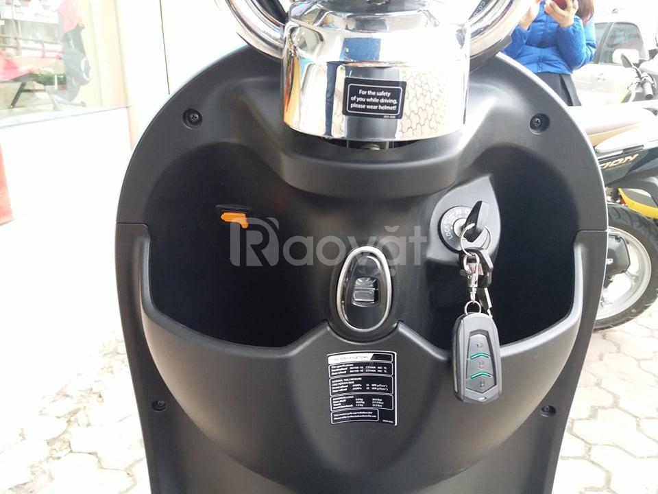 Xe máy điện Honda T2 cơn lốc của dòng xe điện