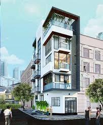 Nhà mới kiểu Châu Âu, Đội Cấn, Ba Đình, 83mx5 tầng, giá 7,4 tỷ (ảnh 1)