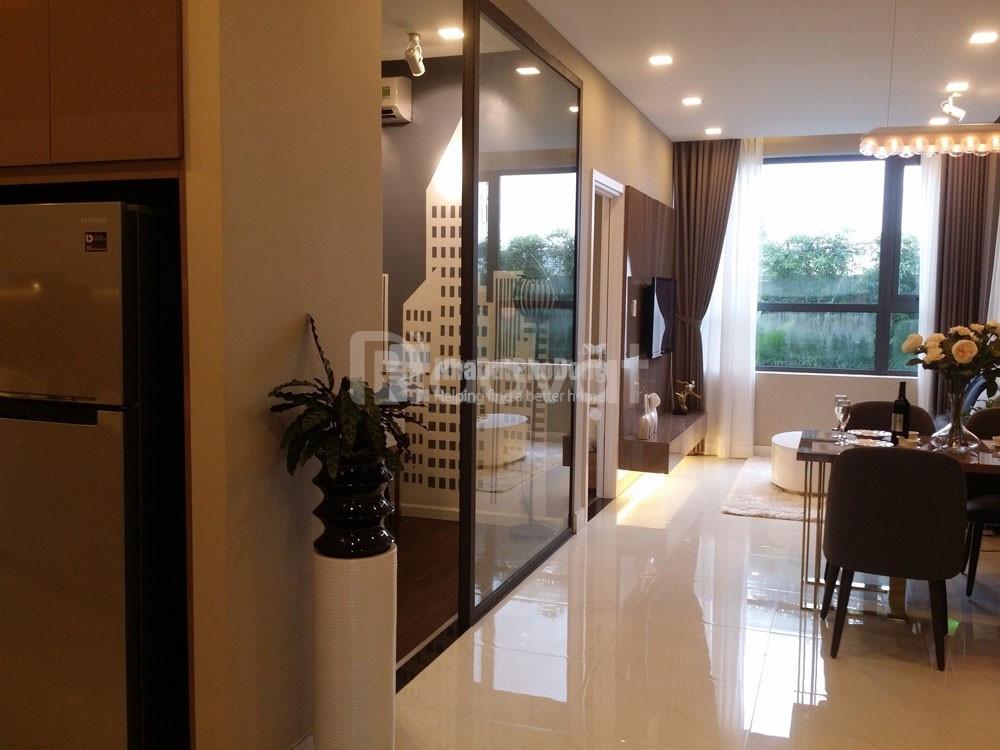 Bán gấp căn hộ Centana, Quận 2, giá 2,67 tỷ 100% PBT PQL, 2PN, Block B