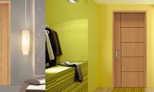 Chuyên cung cấp cửa gỗ MDF phủ veneer, phủ melamin an cường