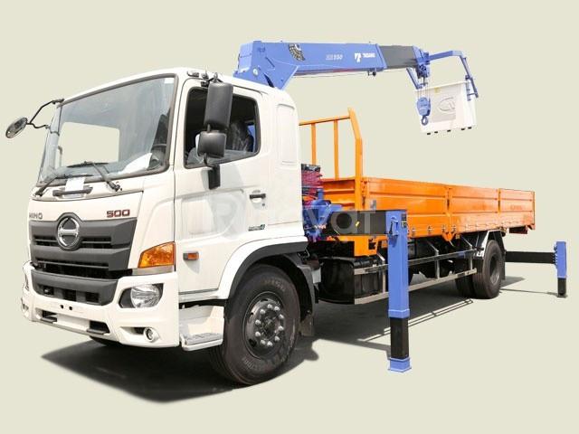 Xe tải Hino 8 tấn - Hino 500 series