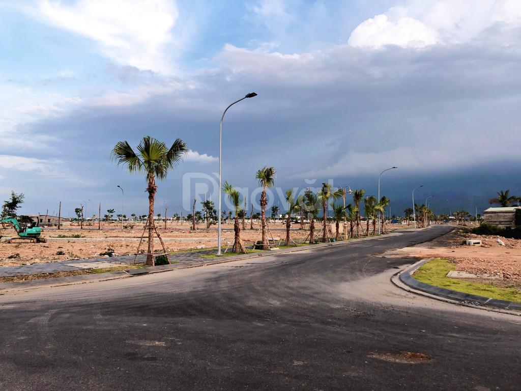 Mở 1 dự án mới gần đường quốc lộ - giá chỉ có 400tr/lô
