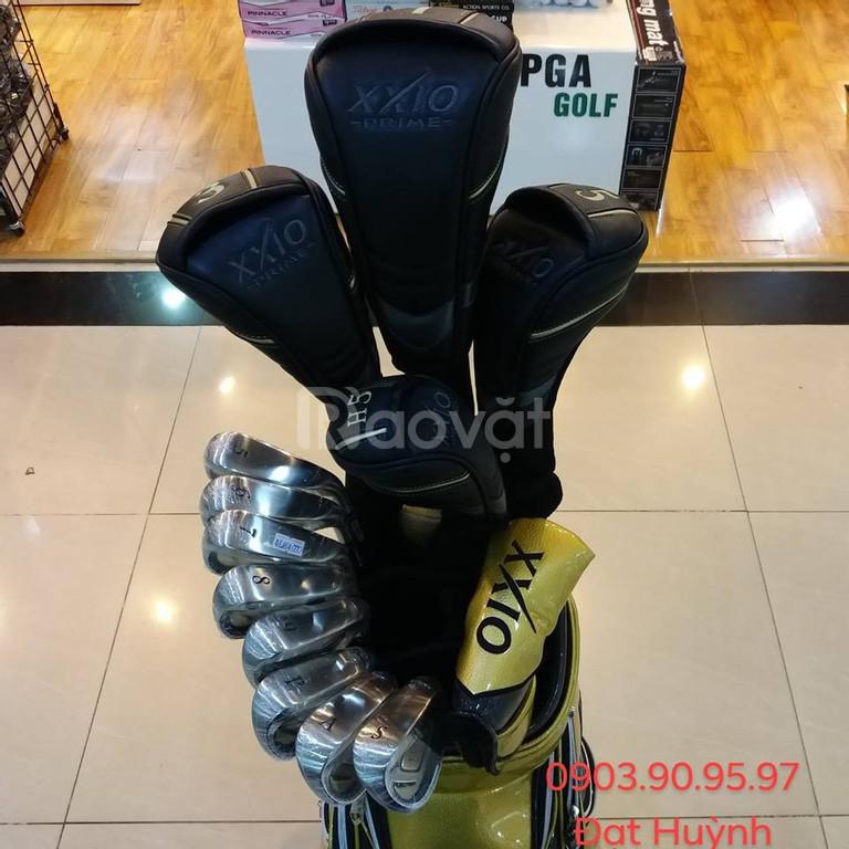 Bộ gậy golf XXIO Prime SP1000 vừa ra mắt tháng 3/2019