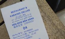 Lắp máy tính tiền cho nhà hàng, quán ăn tại Nha Trang giá rẻ