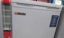 Thanh lý tủ đông đứng Alaska 210l mới 90%