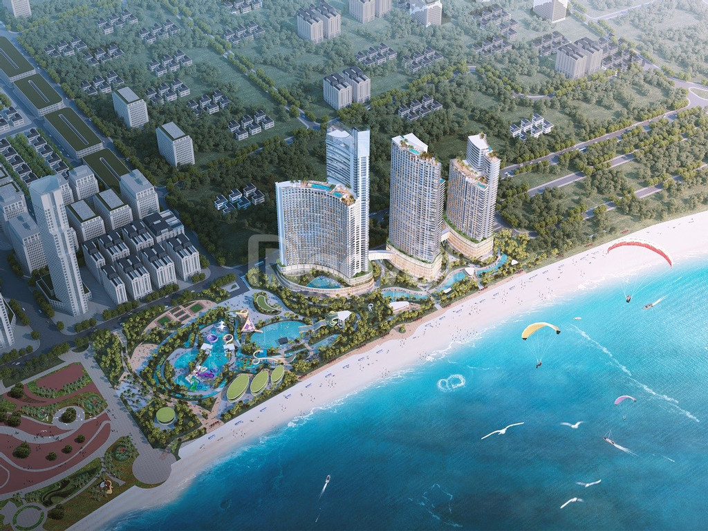 Sunbay Park Ninh Thuận - Lợi nhuận 10% USD/năm, Tăng giá thuê 2%/năm