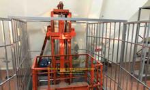 Vận thăng nâng hàng, vận thăng xây dựng, vận thăng tải hàng 500kg gạnh