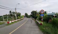 Bán đất phường Tân Khánh ngay cầu Thủ Tửu có nhà cấp 4