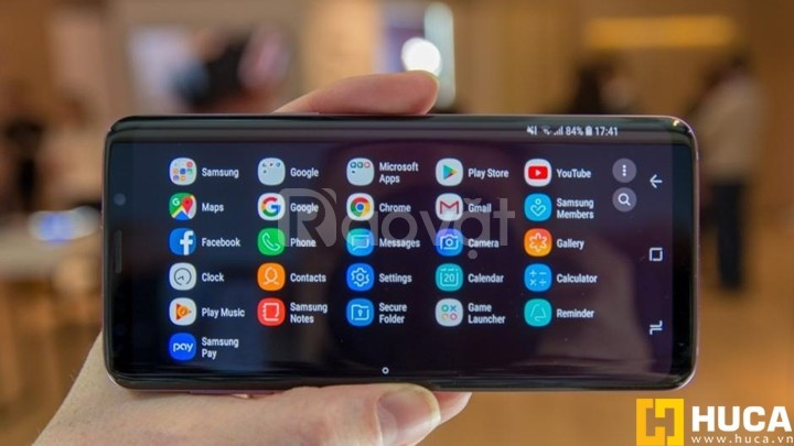 Samsung Galaxy S9 Mỹ New Fullbox