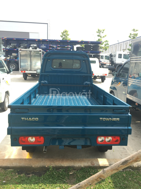 Bán chỉ 76 triệu sở hữu ngay xe tải nhẹ máy xăng Towner 990 - 2019
