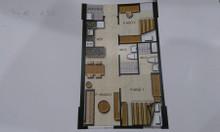 Nhanh tay sở hữu căn hộ officetel 2PN Centana  55,1m2